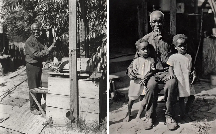 """قصة آخر ناج من تجارة العبيد(كودجو لويس) يكشف فى كتاب """"البضائع السوداء"""" رحلة """"كلوتيلدا"""" آخر سفينة نقلت العبيد إلى شواطئ الولايات المتحدة فى ثلاثينيات القرن الـ19 5"""