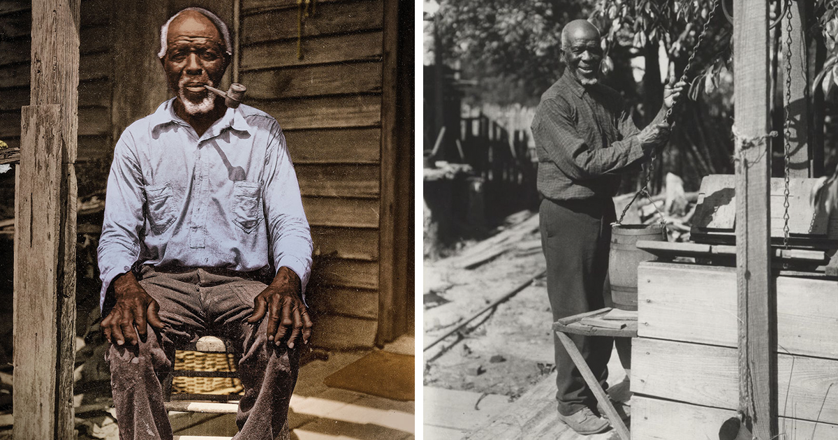 The Last Slave Ship Survivor Gave A Heartbreaking Interview Back In 1930s And It Remained Unpublished Up Until