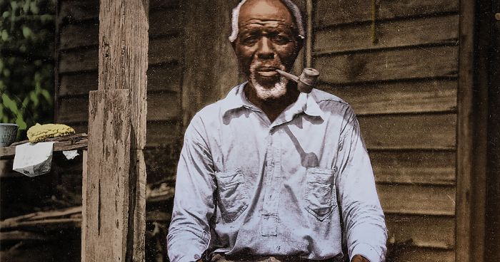 Anthropologist Conducted An Interview With The Last Slave Ship Survivor In The 1930s And It Wasn't Published Until Last Year