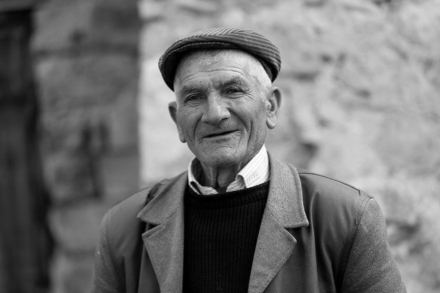 The Portraits Of The Dwellers Of Khachik Village Located On Armenian-Azerbaijani Border