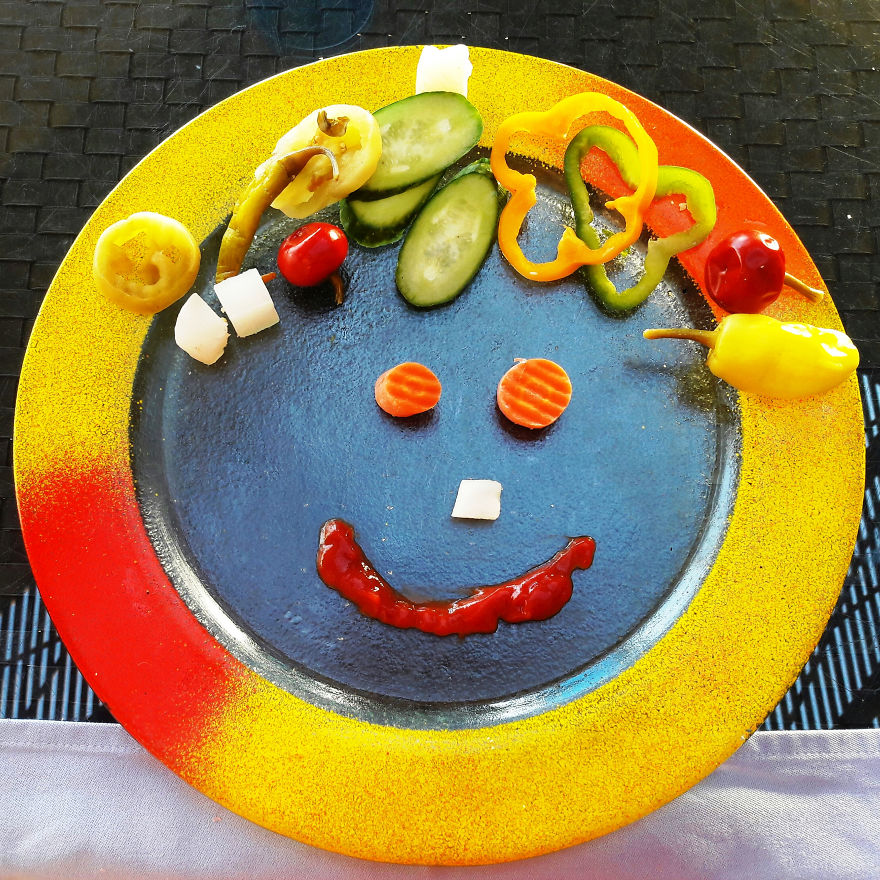 Faces Of Food