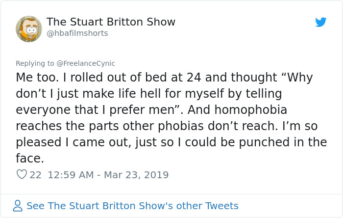 25 Guys Are Sharing The Exact Moment They Decided To Be Gay, And It's Irony At Its Purest