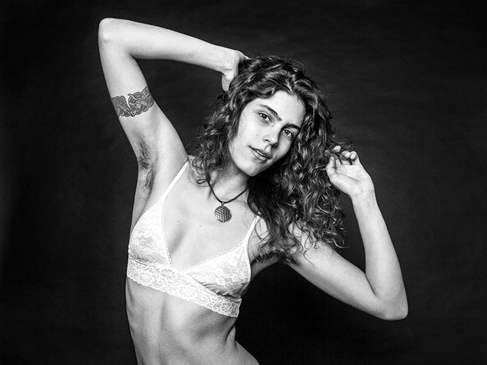 "Natural Beauty"" Photo Series Challenges Restricting Female ..."
