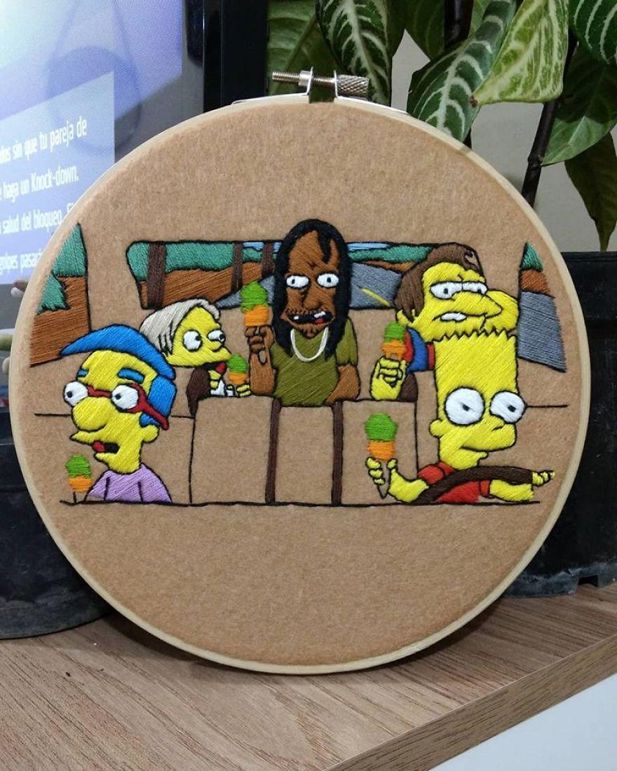 Bart's Trip