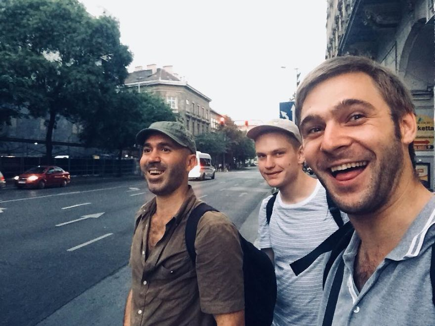 Traveling In Hungary