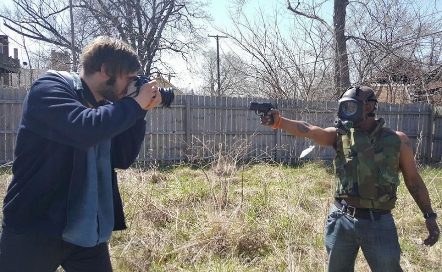 """Shooting """"Rap Is Our Religion"""" In Detroit"""