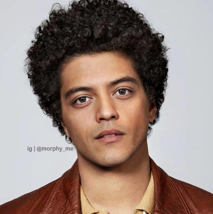 Rami Malek & Bruno Mars