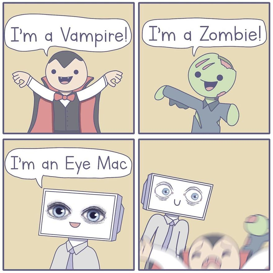 I'm An iMac?