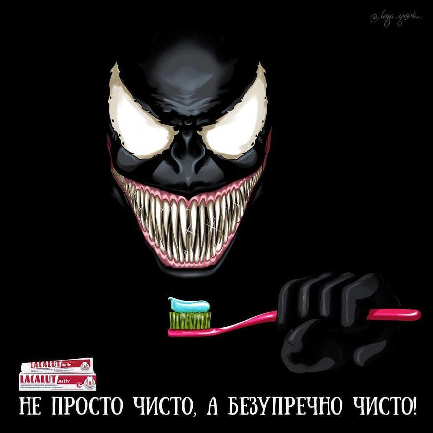 Venom - Toothpaste