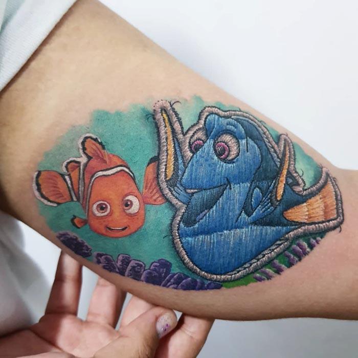 Embroidery-Tattoos-Duda-Lozano-Brazil
