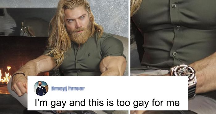 22 Of The Funniest Responses To Clothing Ad Where Model Is ...