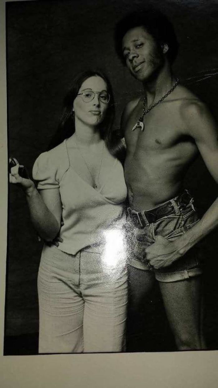 My Friends Parents Are Celebrating Their 47th Anniversary This Week. Here's Them Being Badasses In The 70's