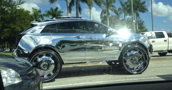 No, It's Not Too Much Chrome