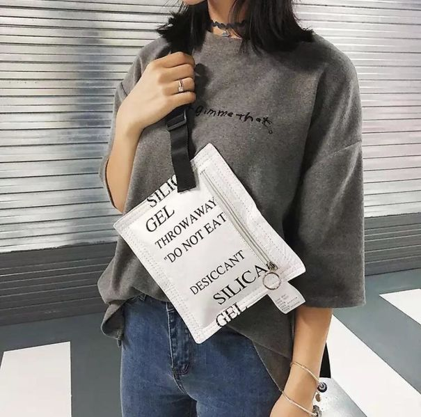 This Silica Gel Bag