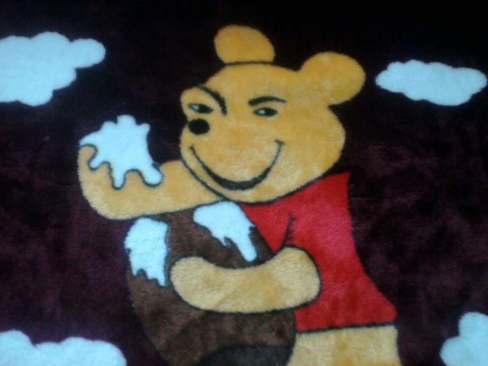 """""""Winnie The Pooh"""" Blanket"""
