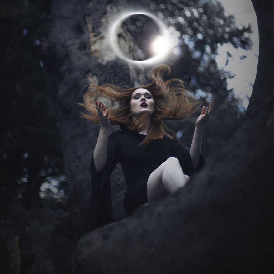 Dark Wonderland Photography Stephanie Pearl