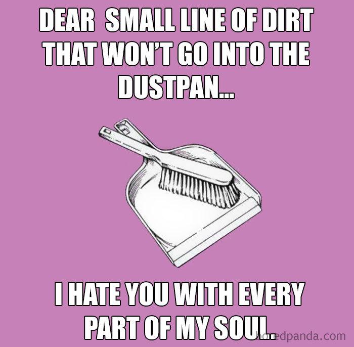 Stubborn Dirt