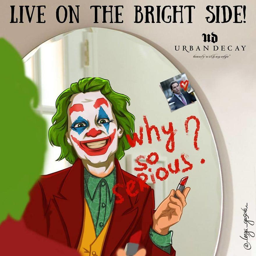 The Joker - Cosmetics