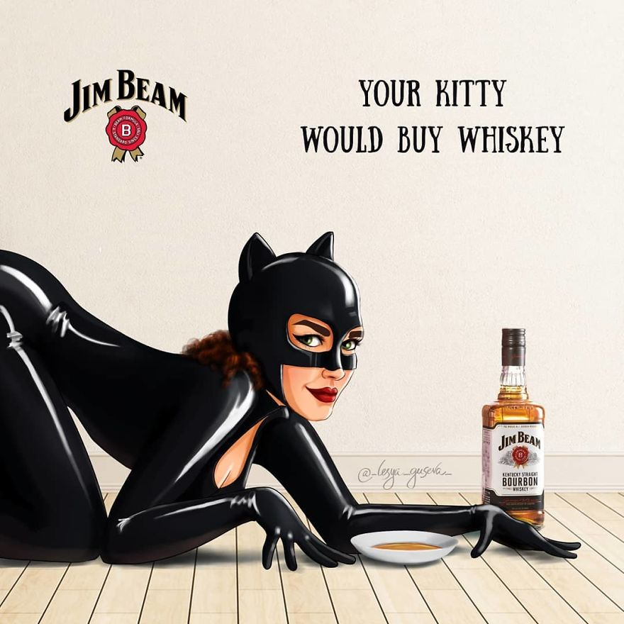 Cat Woman - Whiskey
