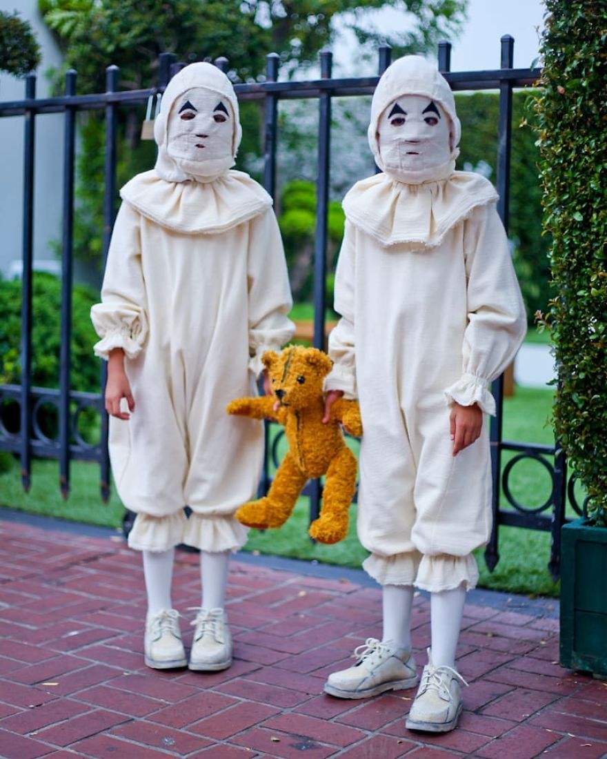 11 Year Old Twins Chieko And Chihiro Impress With Their Cosplays And Here Are 19 Pics Of It Bored Panda