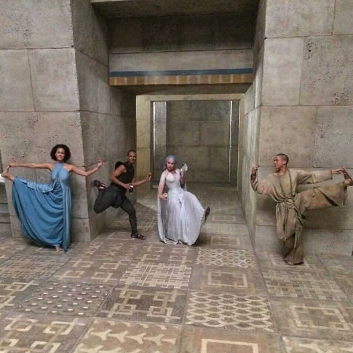 Happy International Yoga Day From Meereen