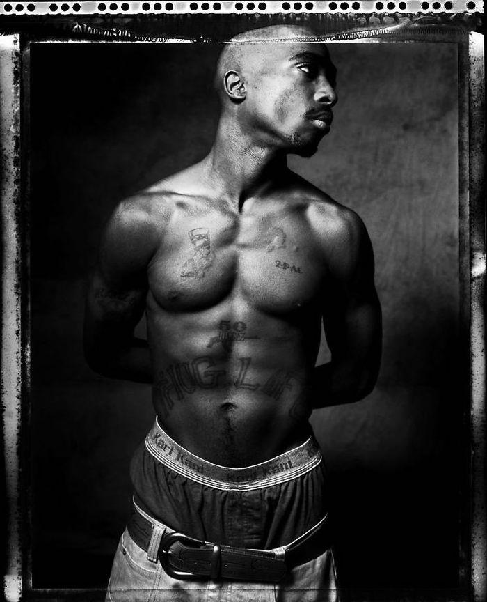 Tupac Shakur, New York City, 1993
