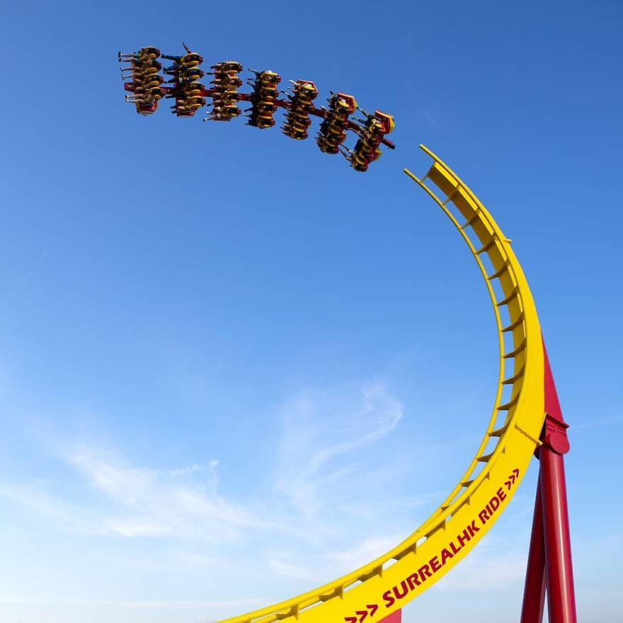 Are You Ready For A Surreal Ride?