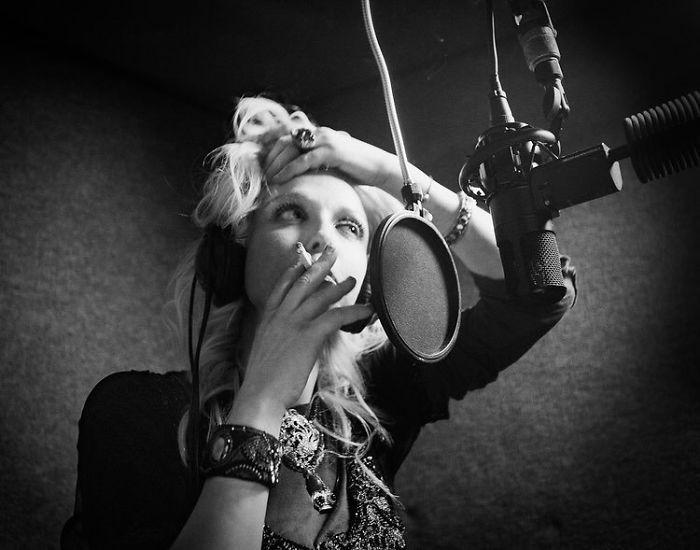 Courtney Love, New York City, 2009