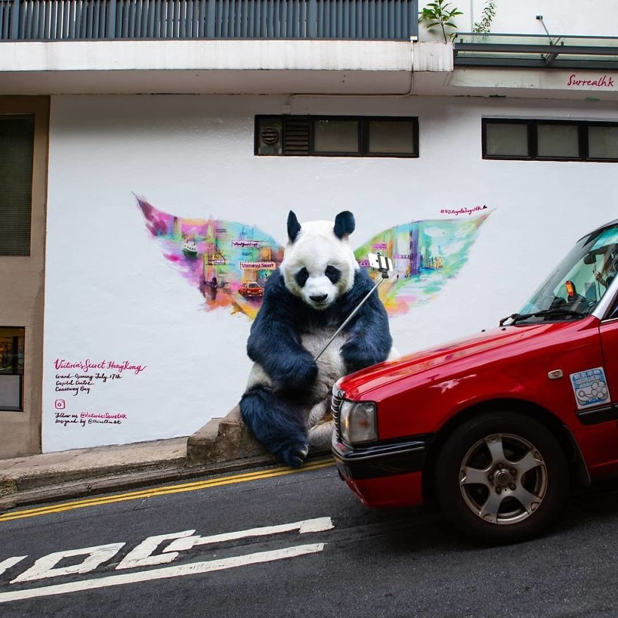 This New Mural Is Simply Irresistible