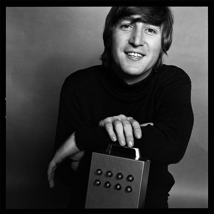 John Lennon, The Beatles, UK, 1965
