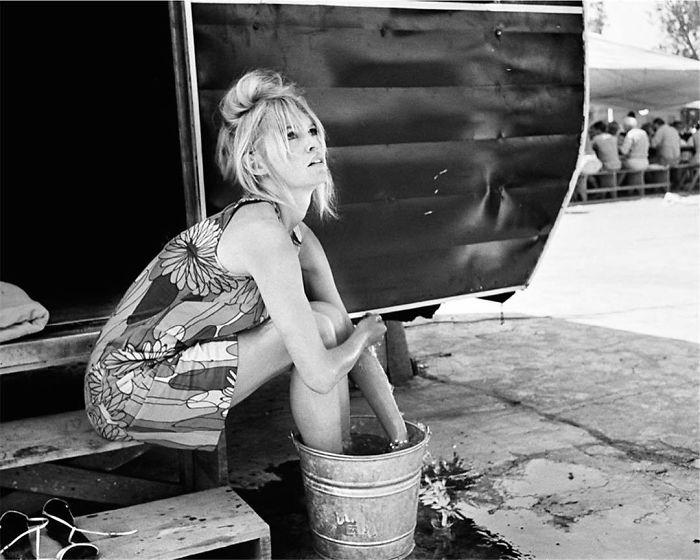 Brigitte Bardot, Cuautla, Mexico, 1964