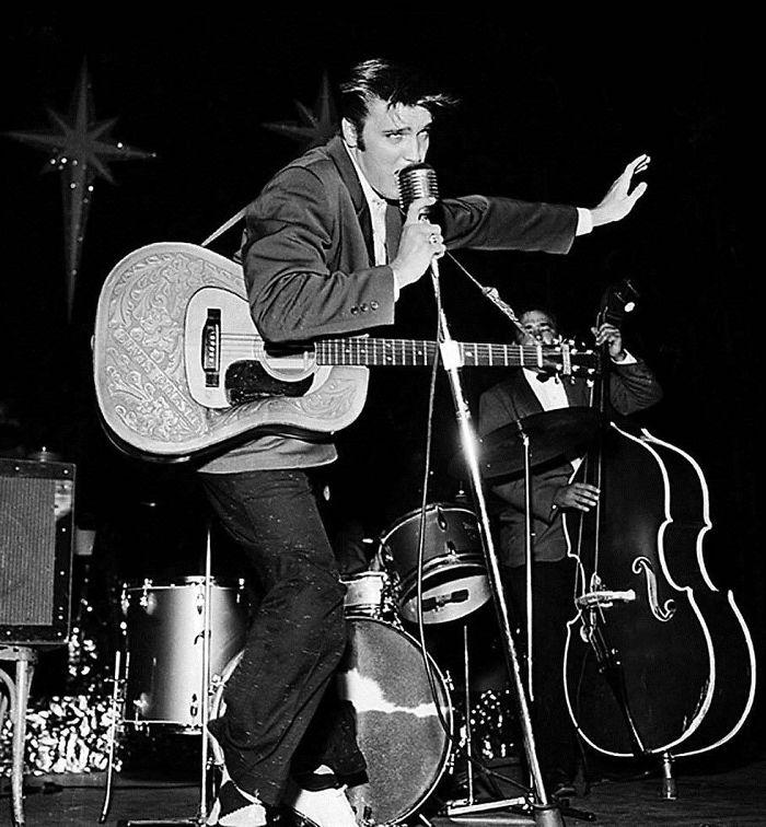 Elvis Presley, Miami, FL, 1956