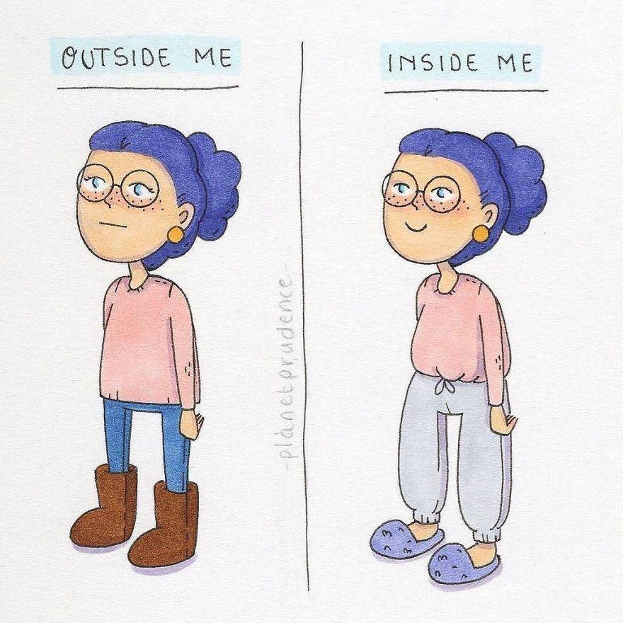 I Illustrate My Everyday Problems As A Woman In Funny And Relatable Comics