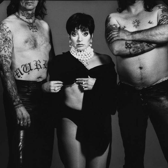 Liza Minnelli, NYC, 1996