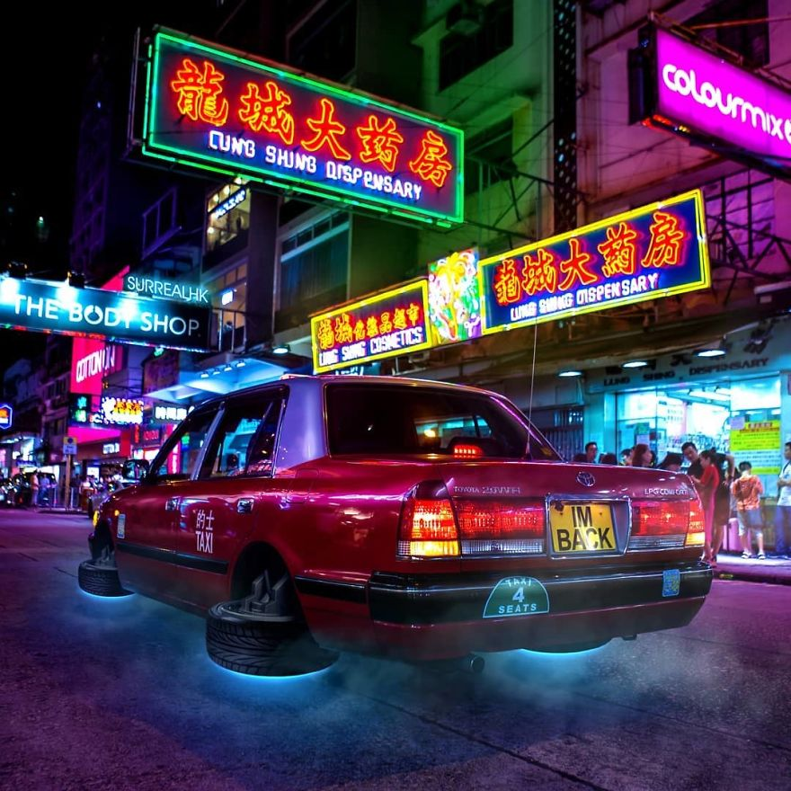 Neon Signs Are Disappearing One By One In Hong Kong... Will We See Them In The Future?