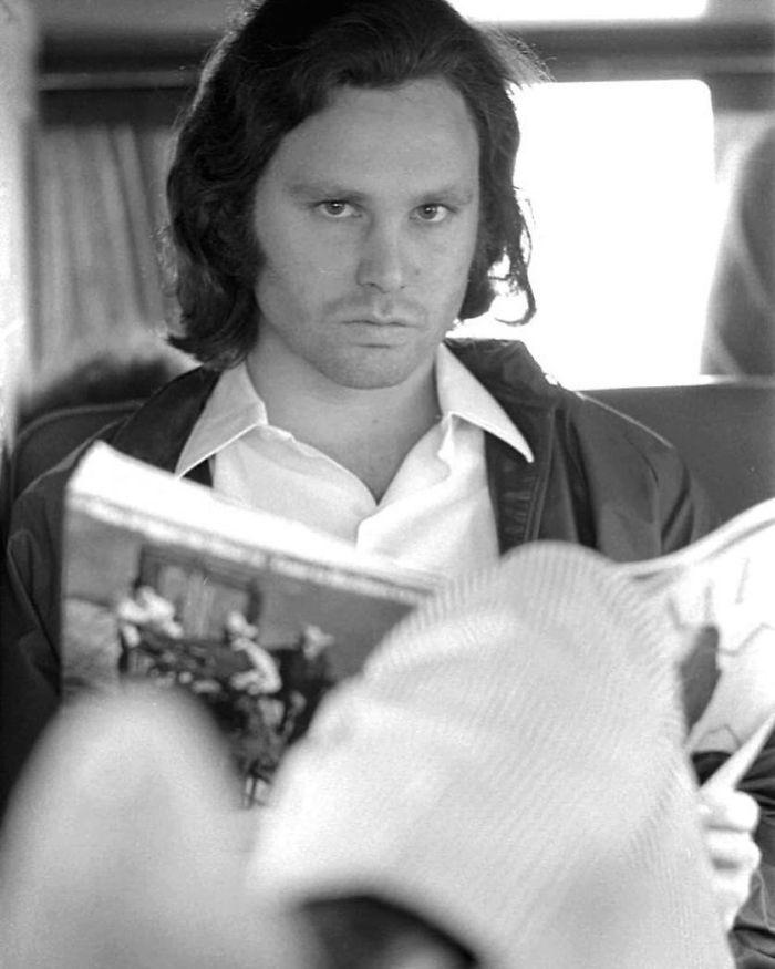 Jim Morrison, Los Angeles, CA, 1969