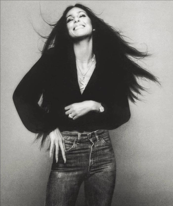 Cher, 'I'd Rather Believe In You' Album Cover, 1976