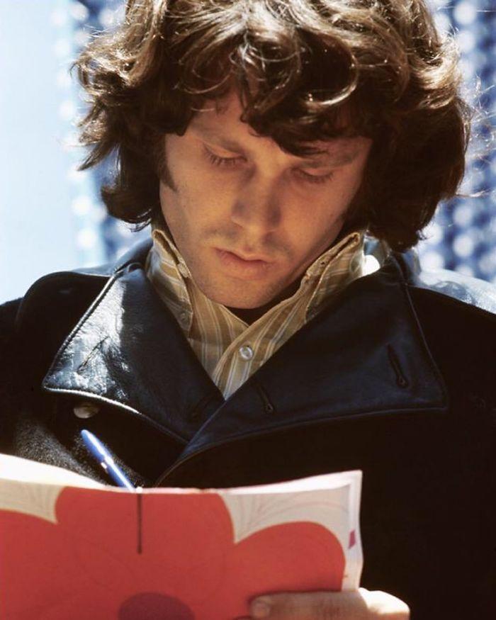 Jim Morrison, Fantasy Fair, Mill Valley, CA, 1967