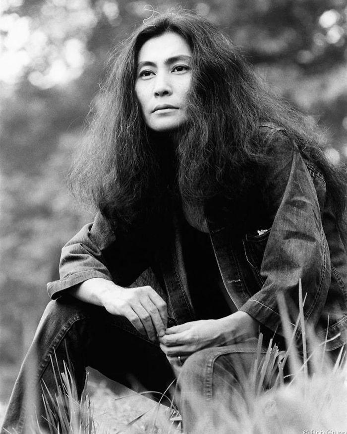 Yoko Ono, NYC, 1973