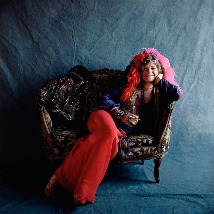 Janis Joplin, Hollywood, CA, 1970