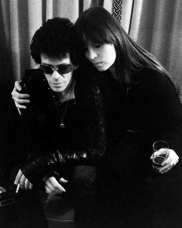 Lou Reed And Nico, 1975
