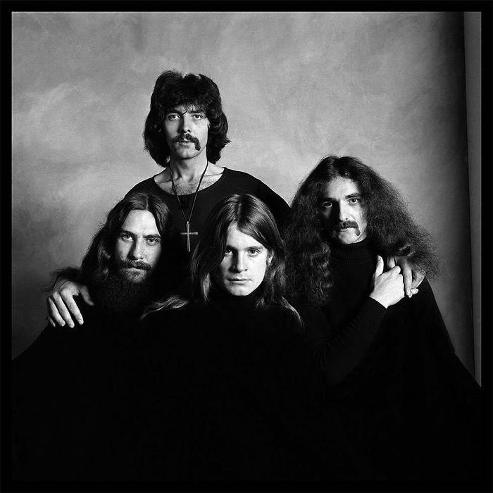Black Sabbath, London, 1973