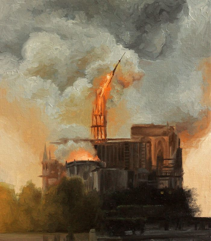 The Tower #notredame