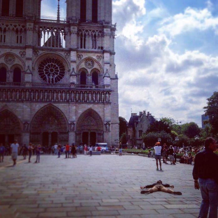 Stefdies At Notre Dame