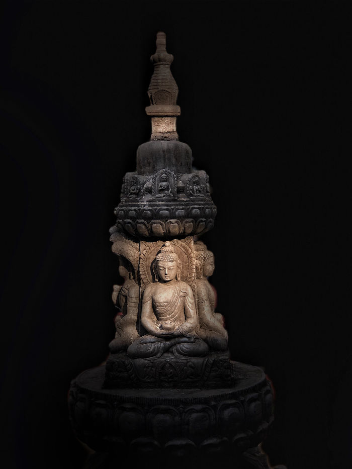 Buddha: Portrait Mode