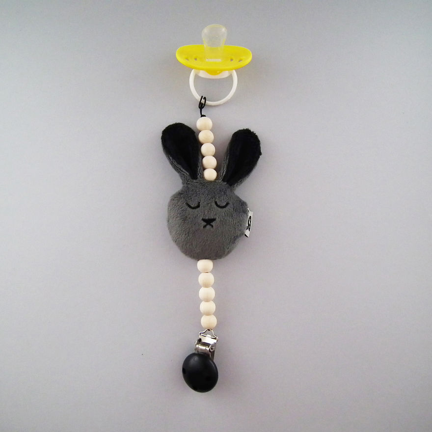 Pacifier Holder For Boys