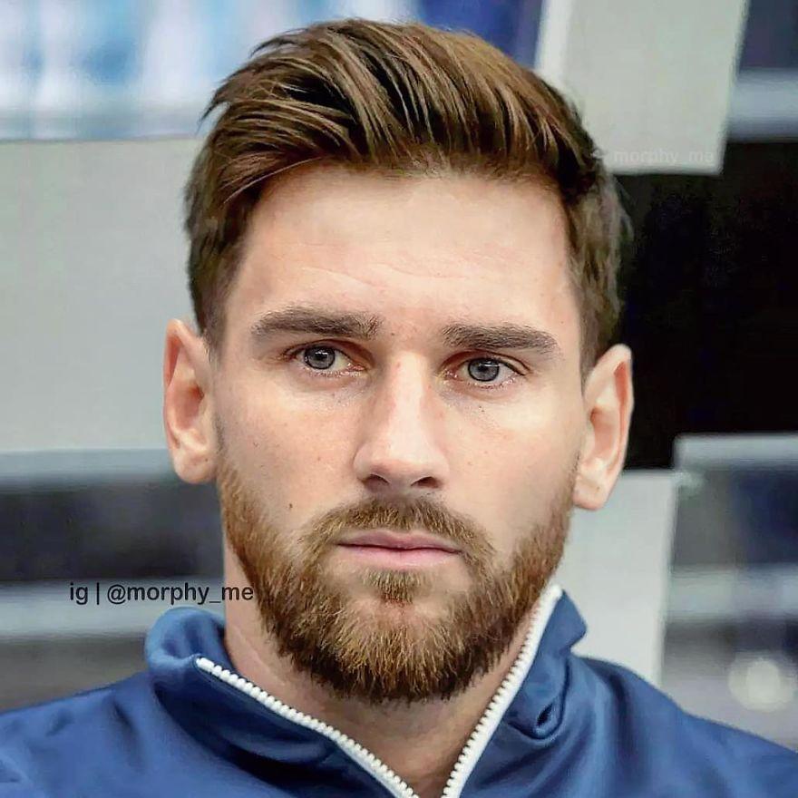 Antoine Griezmann & Leo Messi