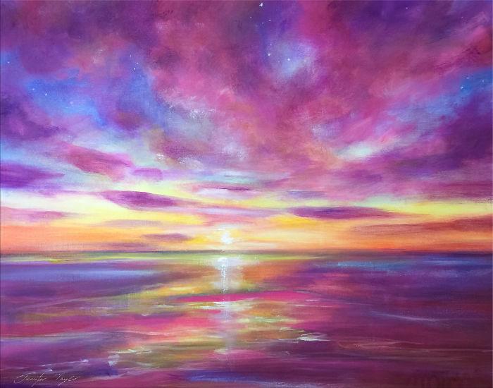 Radiant Seas