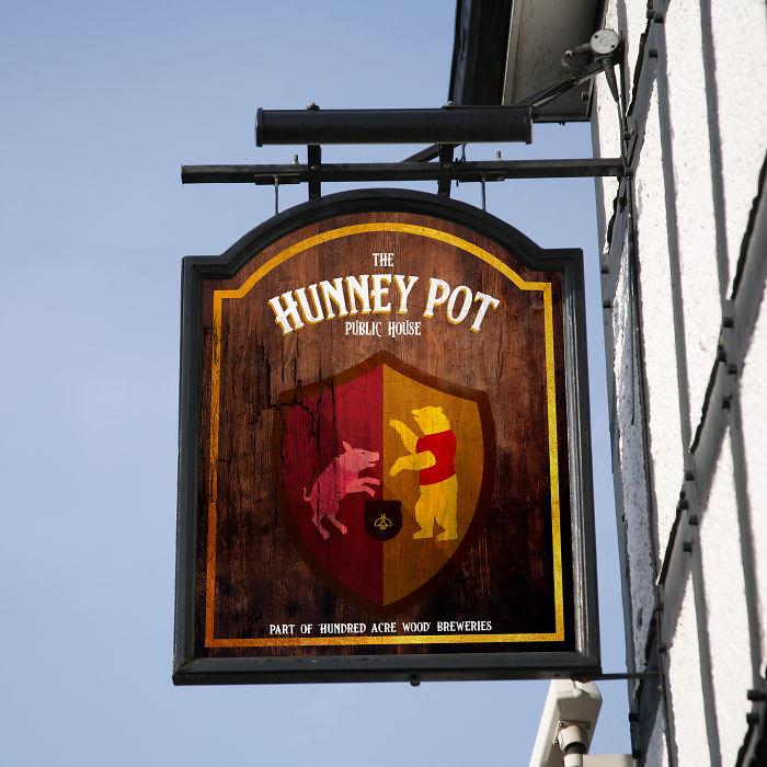 Winnie The Pooh: The Hunney Pot