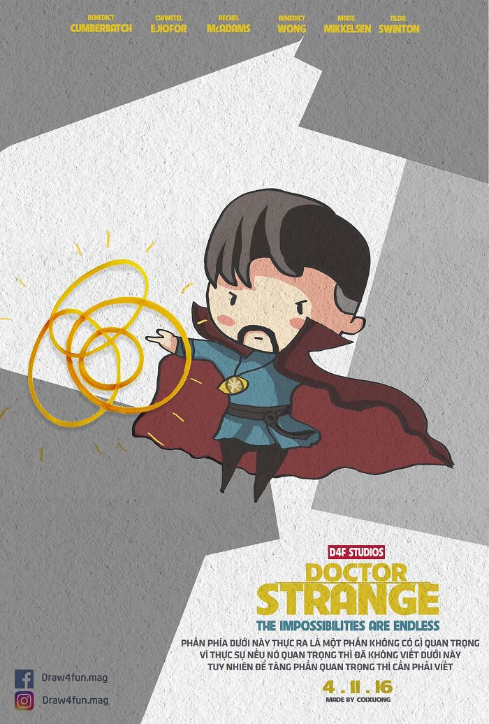 Doctor Strange: The Impossibilities Are Endless